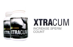 XtraCum – Herbal Remedy for Better Sperm Count, Sperm Volume and Fertility