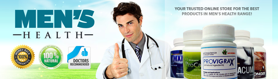 Men's Health Herbal Pharmacy - Your Trusted Online Store for the Best Products in Men's Health Range!