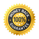 Money Back Guarantee - see our refund policy for details